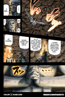 Naruto 656: Seal. by PurpleKakashi