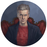 12th Doctor by KayVI