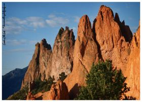 Garden of the Gods by fotophi