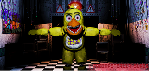 Fixed Chica! by Fabimaster117Super