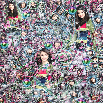 +Counting stars | Blend Selena by SoHappilyDream