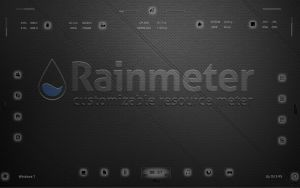 :: RAINMETER :: by DarkEagle2011