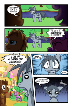 Lonely Hooves 1-05 by Zaron