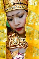 Balinese Dancer by anjanimiranti