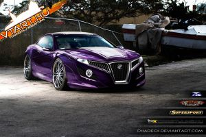Mercury Cougar by phareck