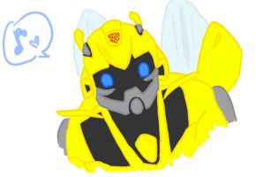 Bumblebee by MadDerp