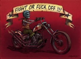 Fight or fuck by RUSTIC-ZOMBIE