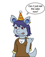 PKA: Happy Birthday Vicky by Larikane