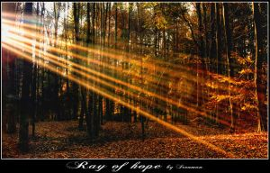 Ray of hope by ironman80