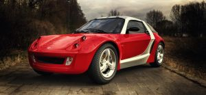 Smart Roadster Coupe by TheImNobody