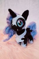 Nightmare Moon Chibi Plush by Fafatacle