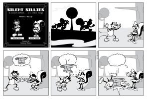 Silent Sillies - Woeful Wally by JK-Antwon