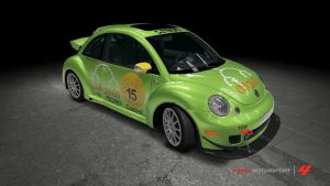 Volkswagen New Beetle Cup Car by OutcastOne