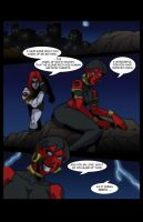 Angel Savior issue 1 page 28 by levonn78