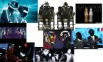 Daft Punk Compilation video by sky-commander