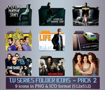 TV Series - Icon Pack 2 by apollojr