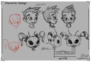 Daniel and Brieli concepts4 by 14-bis