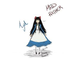 Mad Father: Aya by Shmikoprincess