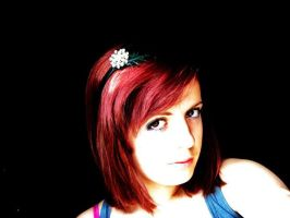 Red hair by alicecorley