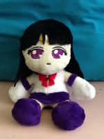 Sailor Saturn Plush by Chanditoys