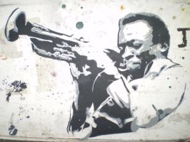 miles davis by MEinParadise