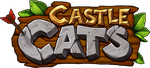 Castle Cats Logo by Kamirah