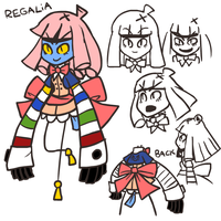 HB: Regalia by The-Knick