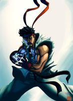Ryu: Hadou by FooRay