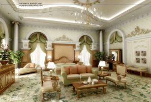 masters' bedroom by kristanno
