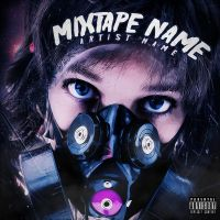 FREE Mixtape Cover V5 (PSD) by Shiftz