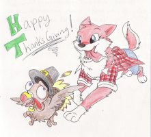 Happy Thanksgiving 09 by Zerochan923600