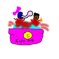 The epic stor-e kiddie pool scene by Official-Fallblossom