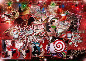#ChristmasIsFinallyComing{PACK} by Fucking-CatchMe