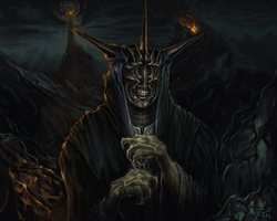 Mouth of Sauron by Callthistragedy1