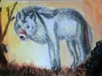 ACEO - Anairo the Wolf by sweetpie2