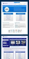 Webvisions Site Concepts by taki3