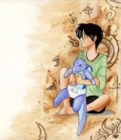 The Stuffed Toy by tahara