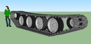 Colda tank WIP #1 by Erwin0859