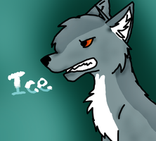 Ice :AT: by TlMBER