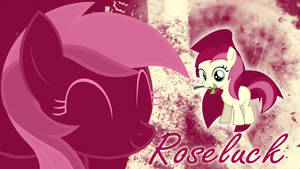 A Petal of Rose - Roseluck Wallpaper by cradet