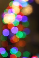 Bokeh Texture 01 by VacantBeauty
