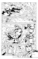 Street Fighter inks4 by madman1