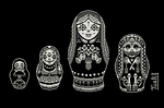Matryoshka by Fragile-yet-CunNINg