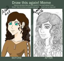 Before and After Meme... Again by Esvandetta