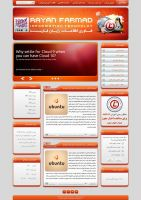 Rayan Farmad Web Interface by Moh3nn