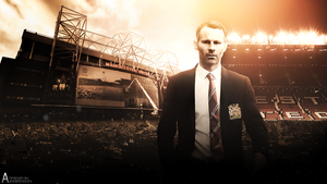 Ryan Giggs by AndreeeasGFX