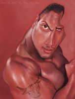 The Rock by jonesmac2006