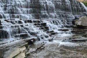 Bottom of the Falls by Gr8-Gatensby