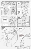 Sonic got Amy Pregnant Pg 62 by sonicxamy09