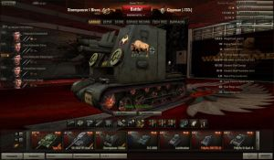World of Tanks 'bison skin by me' by Cippman